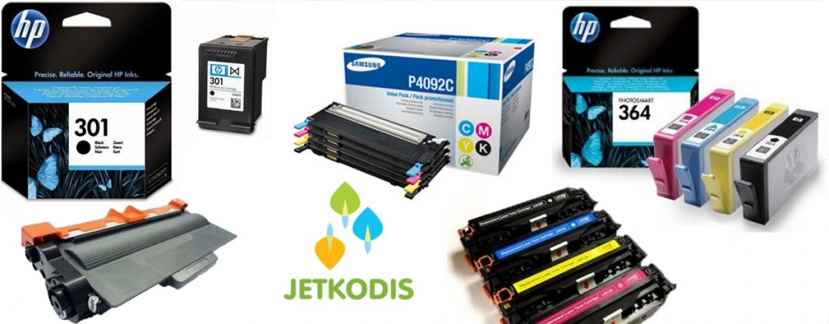 Plus de 20 000 références sur jetkodis.com